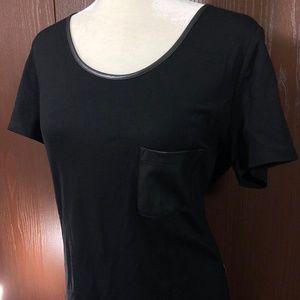 C&C California Black Dress LARGE NWT New